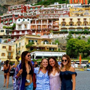 Sewanee Students Studying Abroad