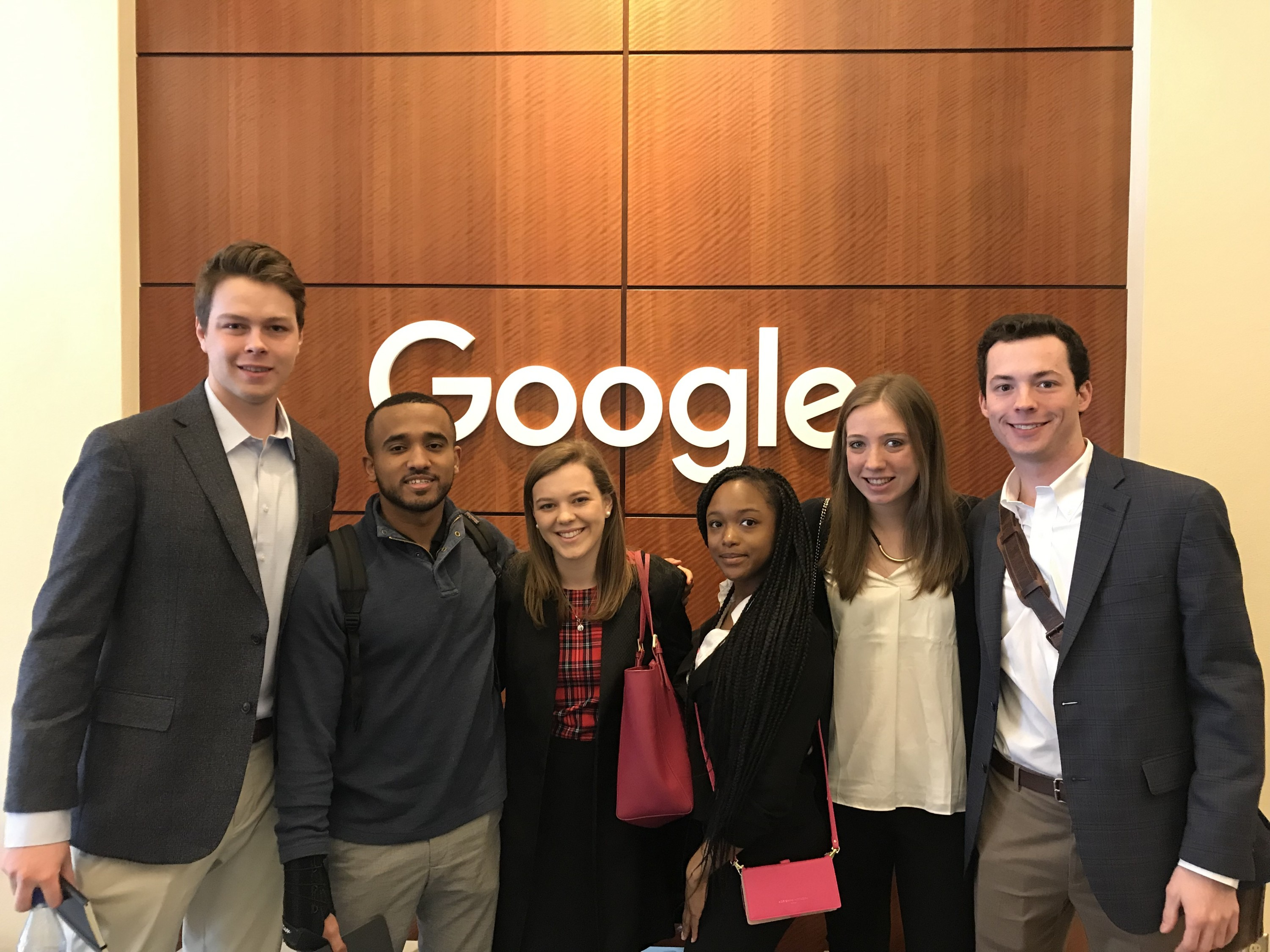 Sophomore Carey Fellows travel to San Francisco to meet with Sewanee alumni who are business leaders in technology, banking, digital health care, and asset management.